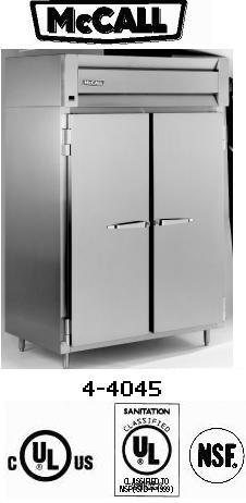 Mccall Refrigeration Sales