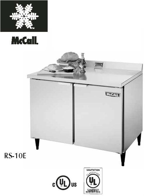 Mccall Refrigeration Sales